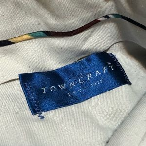 Towncraft Pants - Town craft Pleated Dress Pants